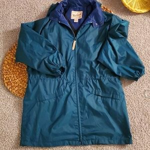 ⚡HPx2⚡VTG Woolrich raincoat